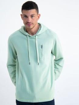garcia hoodie m01067 groen