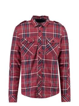 overhemd Garcia U81103 men