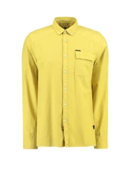garcia overhemd h91231 geel