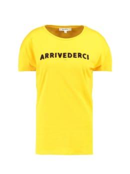 garcia t-shirt i90007 geel
