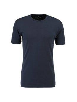 jc basic organic cotton T-shirt JC010005 donkerblauw