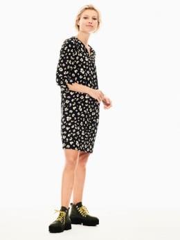 garcia jurk zwart t00280