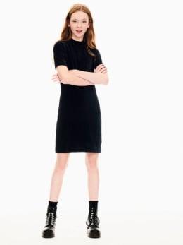 garcia jurk zwart t02683