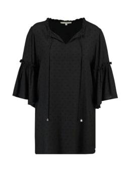 garcia losvallend tuniek i90034 zwart