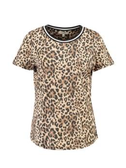 garcia t-shirt PG900502 bruin