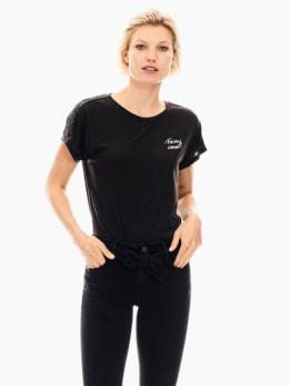 garcia t-shirt zwart t00202