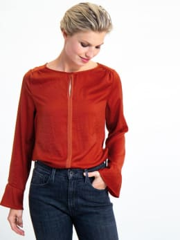 garcia blouse gs900730 rood