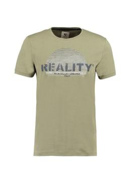 Garcia T-shirt Korte Mouwen D91203 Donkergroen