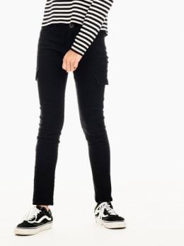 garcia broek zwart t02728