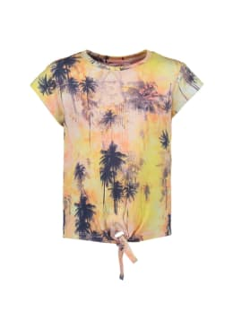 garcia t-shirt geel p04403