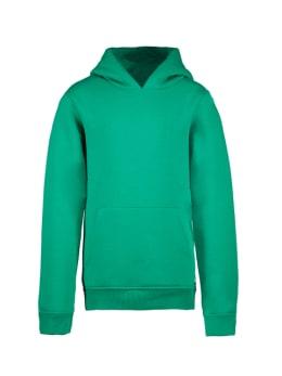 cars hoodie groen kimar kids