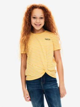 garcia t-shirt ge020355 geel