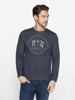 garcia sweater donkerblauw pg010309
