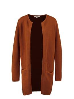 garcia halflang vest gs900753 bruin