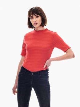 garcia t-shirt ge000200 rood