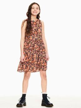 garcia jurk roze p02681