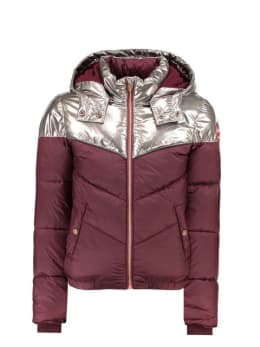 garcia puffer jas gj920805 rood