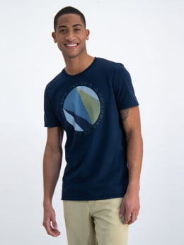 garcia t-shirt o01002 donkerblauw