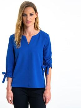 garcia blouse gs900703 blauw