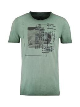 T-shirt Garcia V81209 men