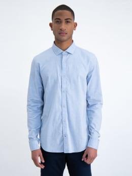 garcia overhemd n01234 blauw