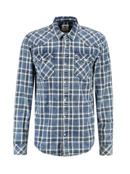 overhemd Garcia A91030 men