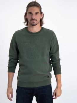 garcia sweater j91267 groen
