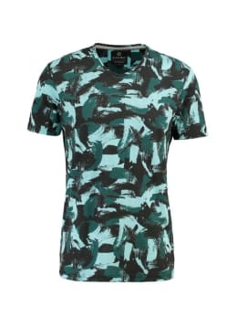 chief t-shirt korte mouwen PC910601 blauw