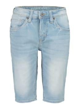 garcia short PG930302 lichtblauw