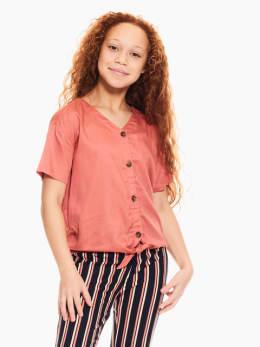garcia blouse roze p02631
