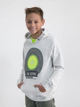 garcia hoodie o03460 wit