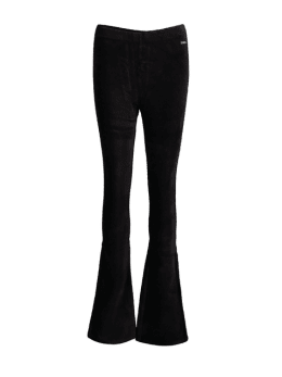 cars flared broek zuma velvet