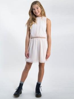 garcia mouwloze jurk l92685 roze