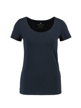 jc basic t-shirt organic cotton jc700902 blauw