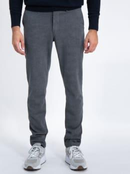 garcia pantalon met klepzakken l91317 grijs