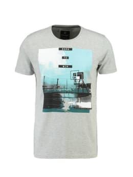 Chief T-shirt Korte Mouwen PC910502 Grijs