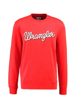 sweater Wrangler True Red men