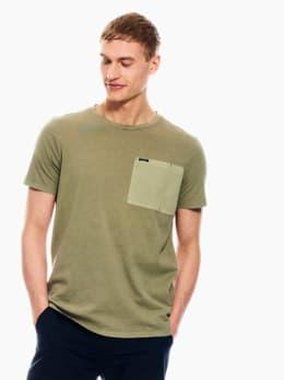garcia t-shirt groen p01208