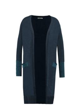 garcia vest x80050 blauw