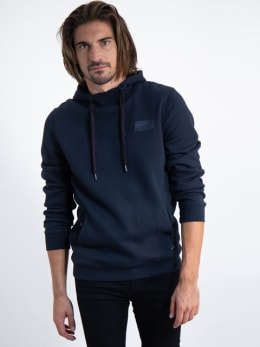garcia hoodie l91068 blauw