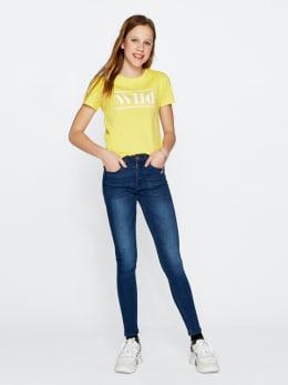 garcia t-shirt geel pg020304
