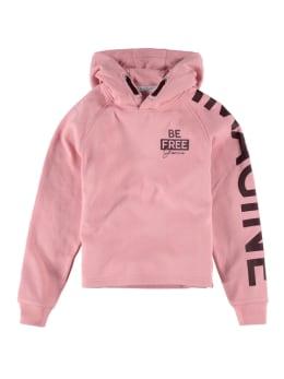 garcia hoodie imagine ge920901 roze