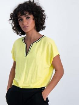garcia sporty t-shirt m00004 geel