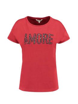T-shirt Garcia GE801186 women (outlet)