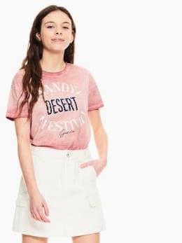 garcia t-shirt roze p02606