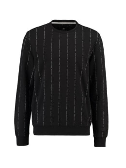 Chief Sweater PC910619 Zwart