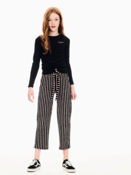 garcia t-shirt zwart s02405