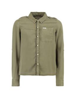 garcia blouse h92634 groen