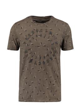 T-shirt Garcia U81007 men