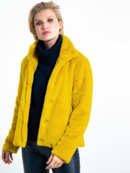 garcia fluffy jas gj900905 geel